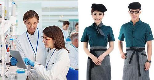 各行業選擇工作服的側重點 你選對了嗎